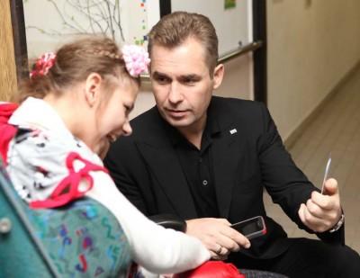 Павел Астахов, Уполномоченный при президенте РФ по правам ребенка