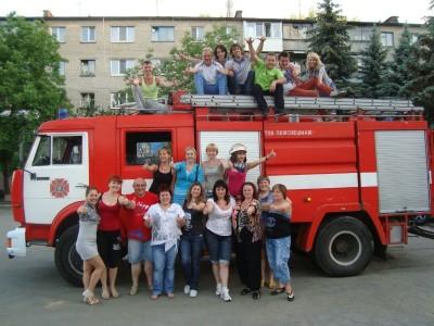 Волонтеры помогают приемным семьям