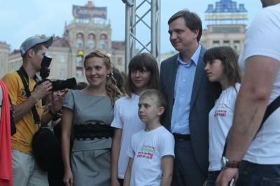 Демонтаж системы детских домов на Украине