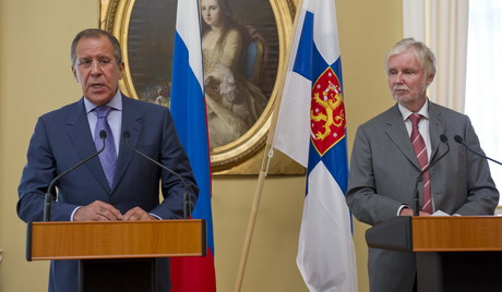 Международное соглашение об усыновлении сирот России и Финляндии