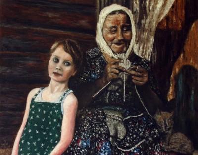 Бабушки усыновители не справляются с детьми внуками