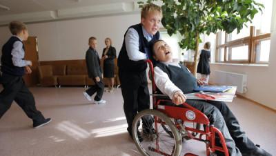 Дети сироты инвалиды