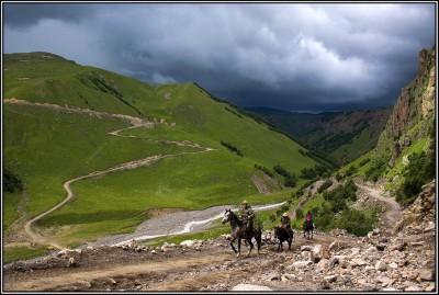 Дети-сироты переселение Кавказ