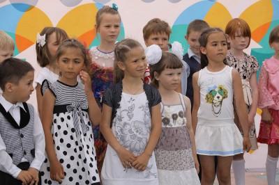 Дети городка