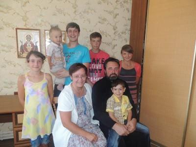 Курская область приемная семья