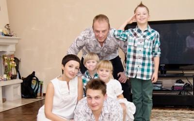 Дети сироты Томск