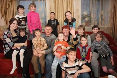 приемная семья приморье