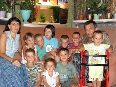 Приемные семьи Владивосток