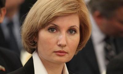 Ольга Баталина сироты