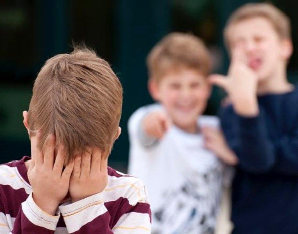 гласит значение что делать если ребенка бьют и дразнят находитесь: