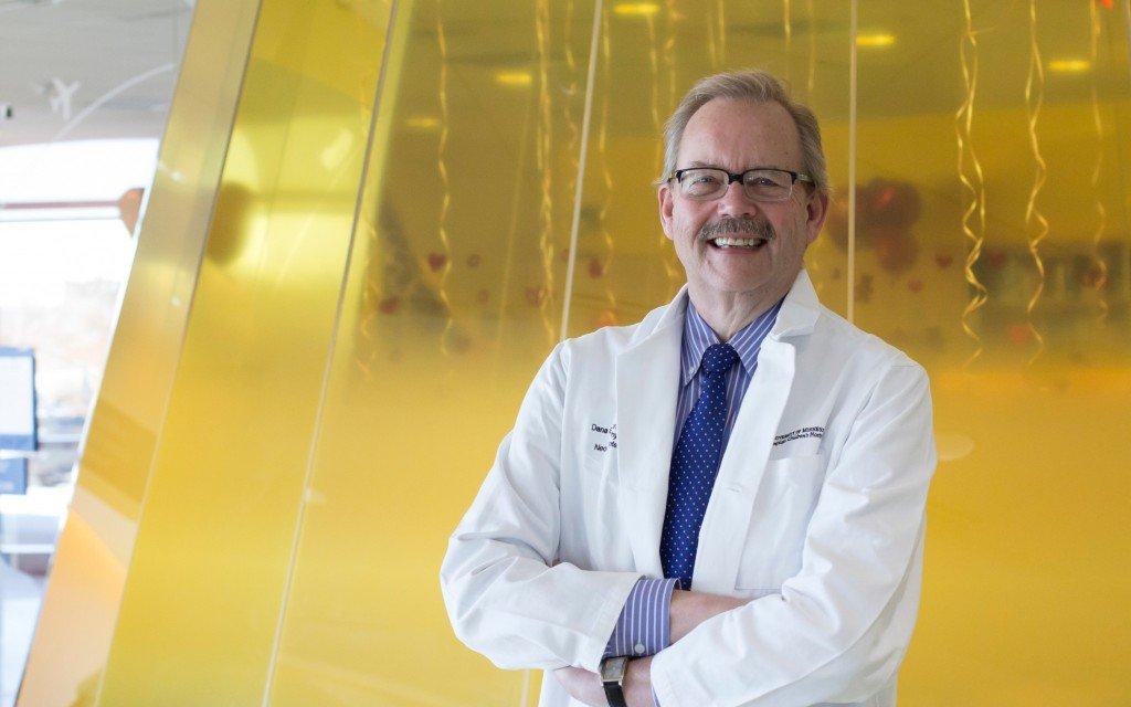 Дана Джонсон, профессор кафедры неонатологии и педиатрии университета Миннесоты