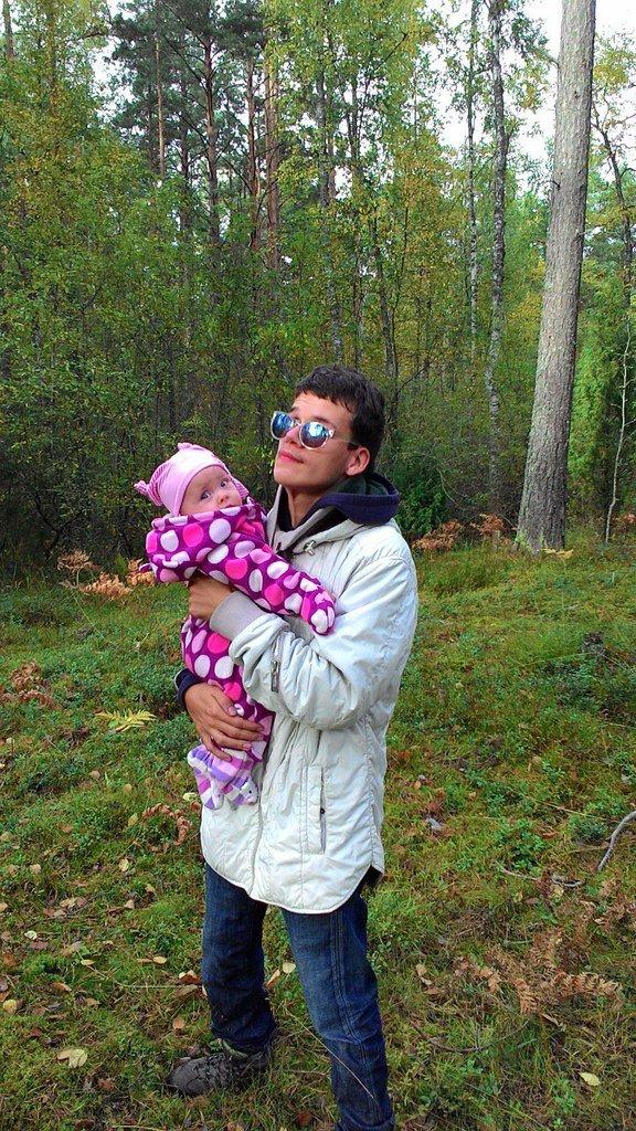 Андрей с сестренкой Сарой 2 (1)