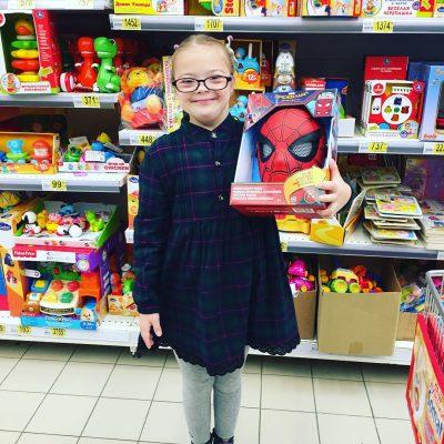 Александра Рыженкова: «Моя дочь меняет мир вокруг себя»