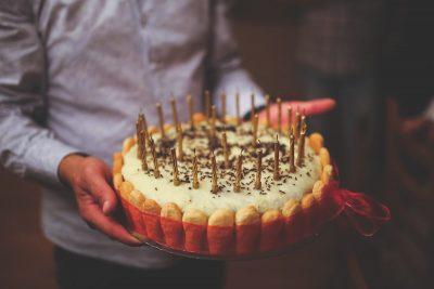 День рождения — хороший повод изменить жизни