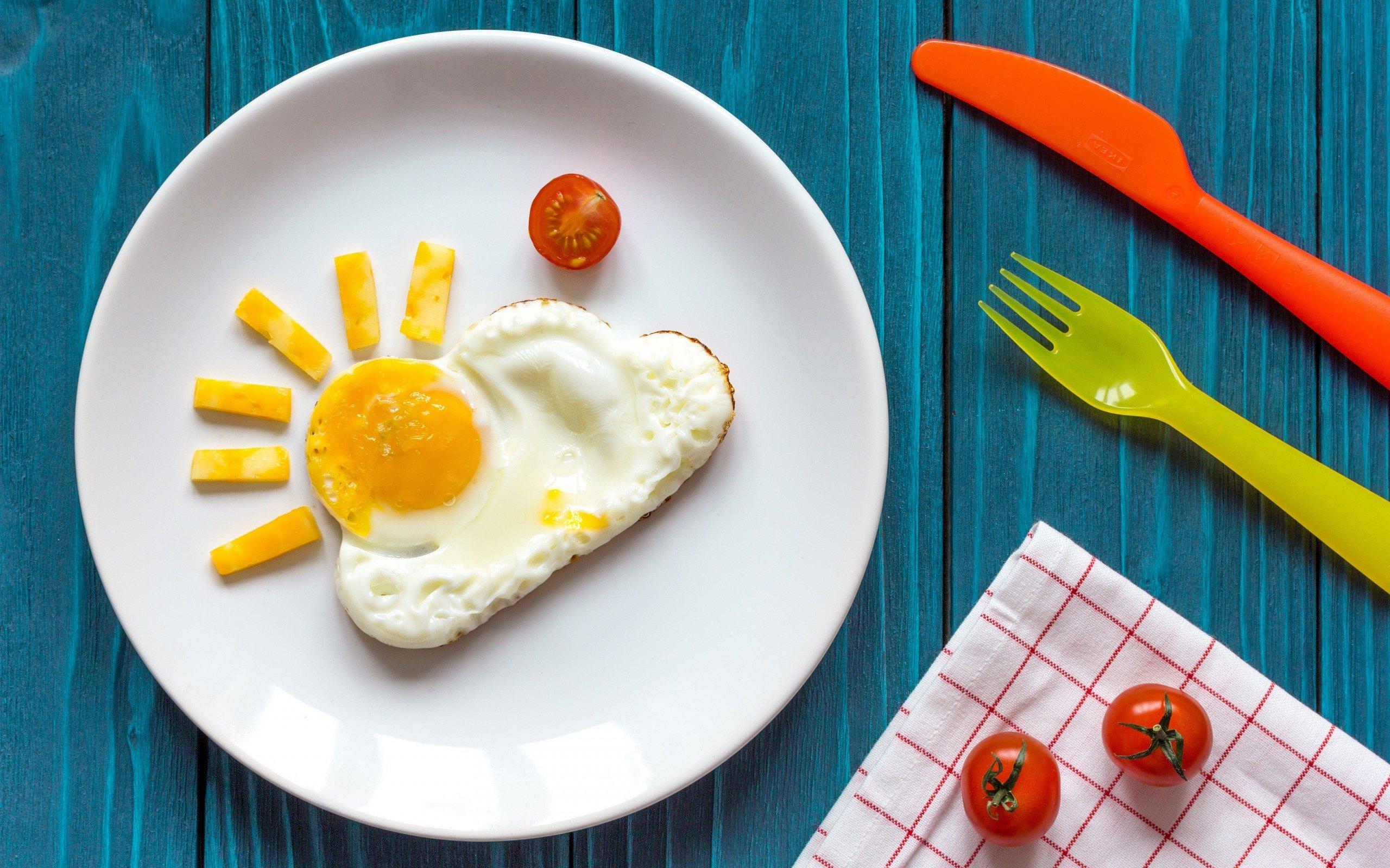 общей яичница доброе утро картинки через