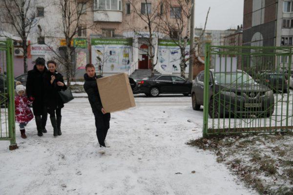 Гилберт поездка в Архангельск (1)