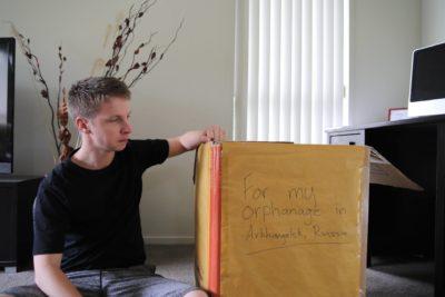 Блог Алекса Гилберта. Часть 12. Подарки из Новой Зеландии