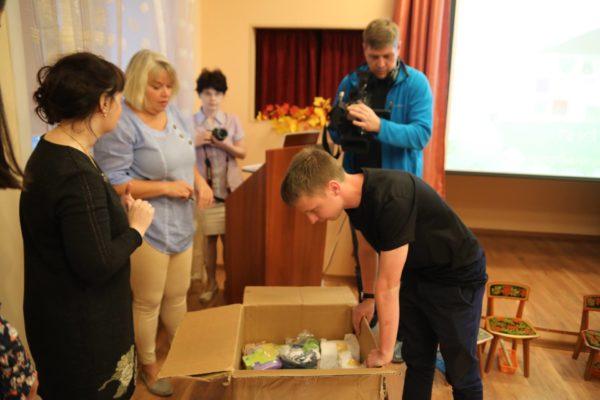 Гилберт поездка в Архангельск (7)