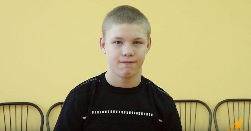 Даниил Б., Ульяновская область