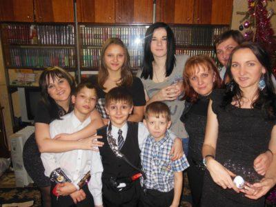 Блог Натальи Муленковой. Часть 15. Братья и сестры