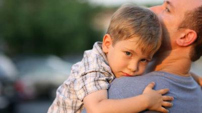 Поможем мальчишкам стать сыновьями