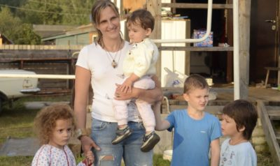 «Пока мама в колонии, ты поживешь у нас»